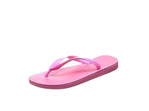 Havaianas TOP Women/'s Flip Flops Fuchsia Pink 35//36