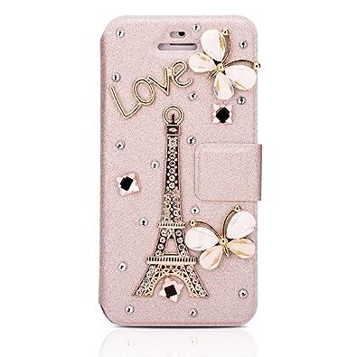 coque iphone 5 3d tour eiffel