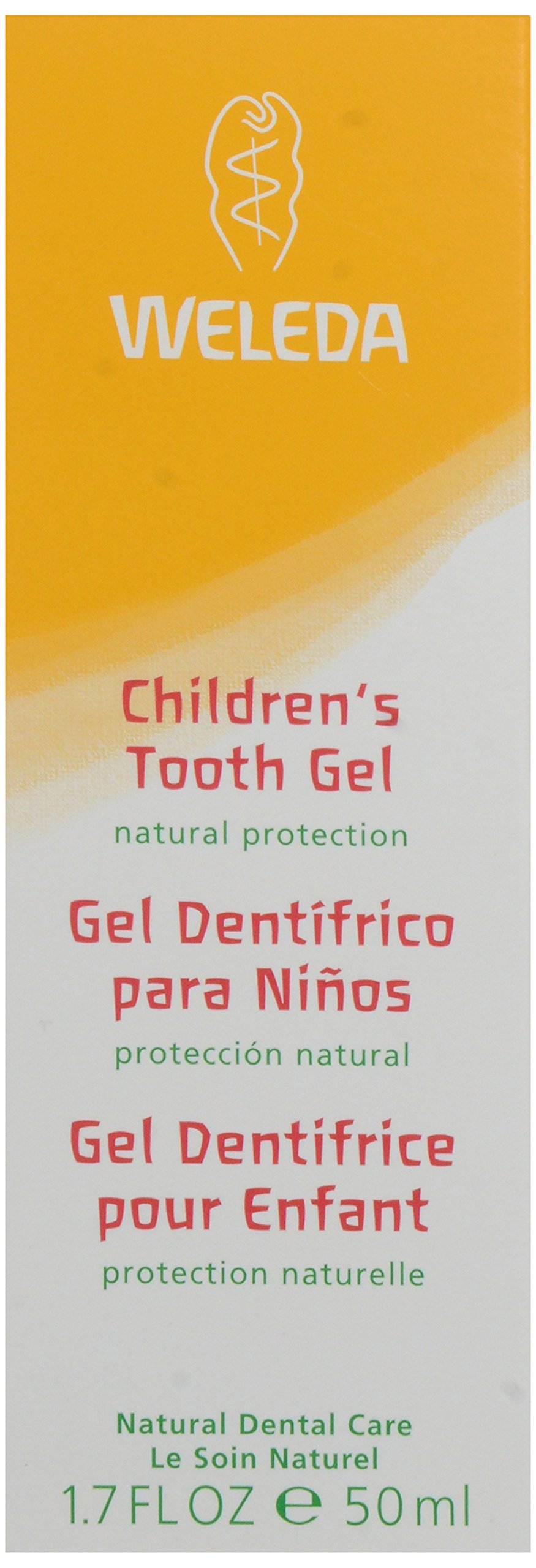 Weleda Childrens Tooth Gel, 1.7-ounce (Pack of 2)