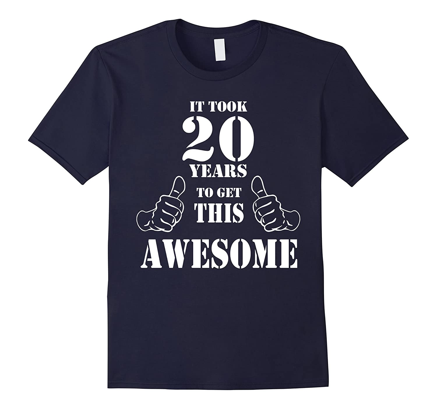 20th Birthday Vintage Made in 1997 Gift ideas Man T shirt-PL