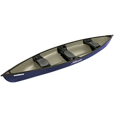 SUNDOLPHIN Sun Dolphin Mackinaw 15.6-Foot Canoe