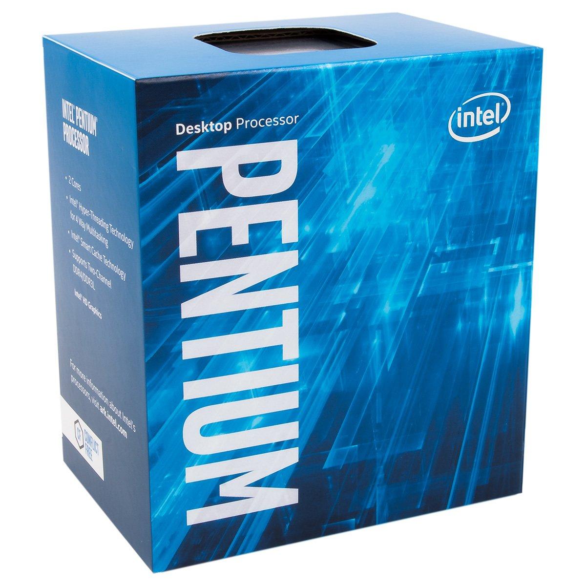 Intel Pentium Dual Core 3.6 GHz G4600