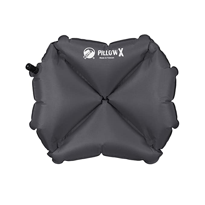 Klymit Pillow X Inflatable Camp & Travel Pillow by Klymit