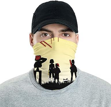 Neck Gaiter Darth Maul Star Wars Tube Face Mask Bandanna Bandanna Balaclava