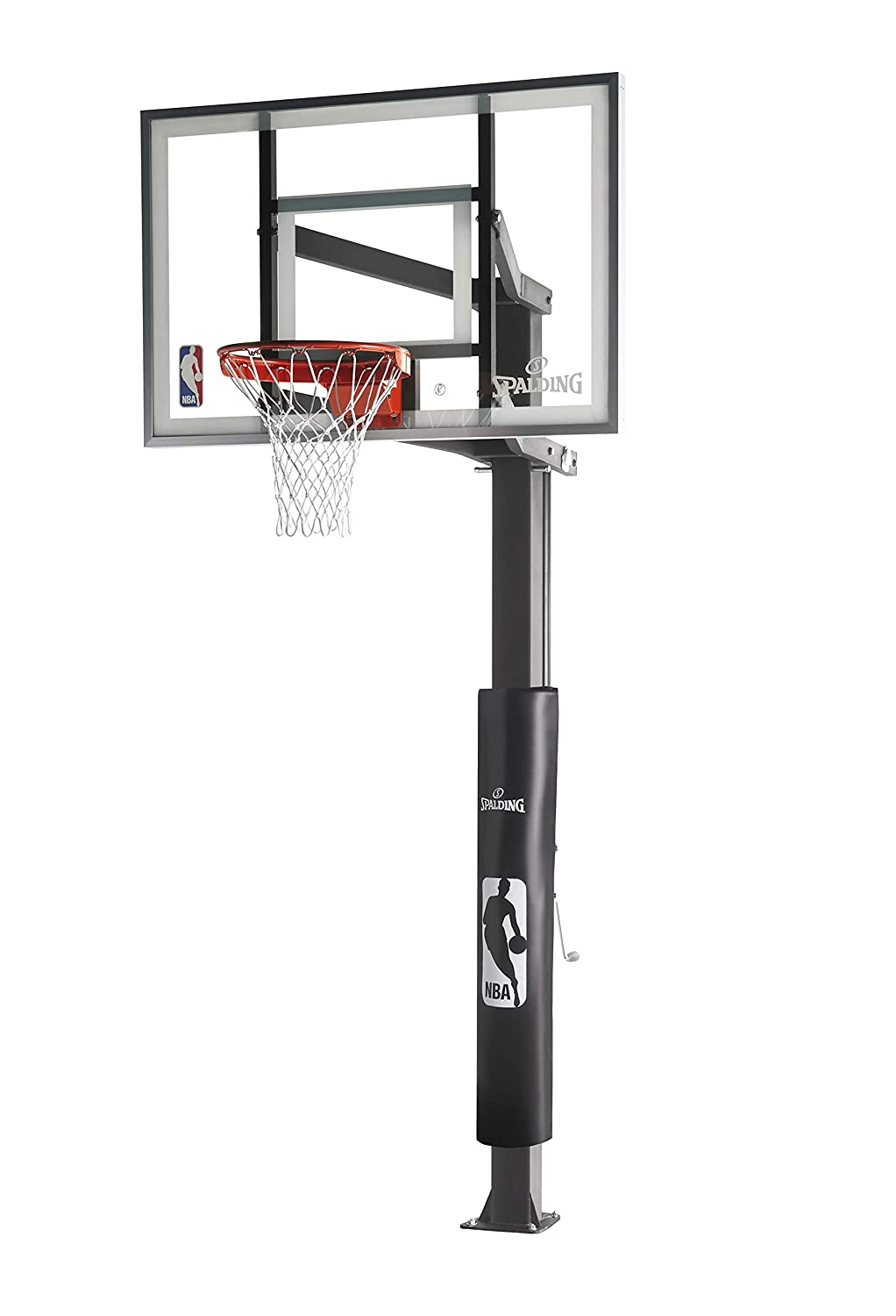 "Spalding ""888"" Series In-Ground Basketball System"