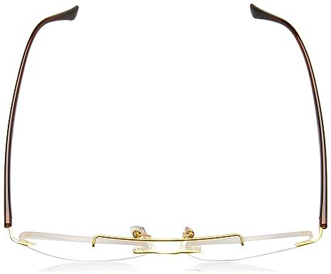 630d5632fa7 Amazon.com  Eyeglasses Ray-Ban Optical RX 8749 1194 GOLD  Clothing