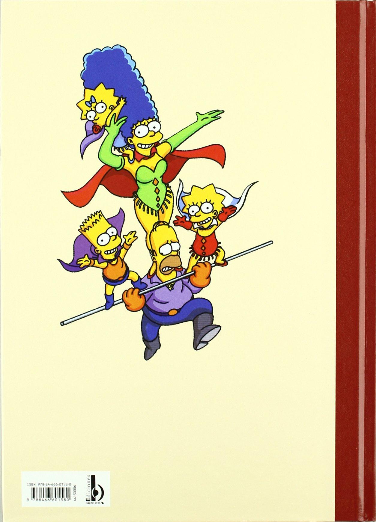 Los indisciplinados Simpson (Súper Simpson 6): Amazon.es ...