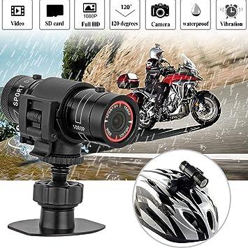 Bicicleta Moto Casco Acción DVR Video Cam Perfecto para deportes ...