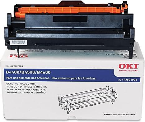 Amazon.com: Okidata marca B4600 Drum – 43501901: Office Products