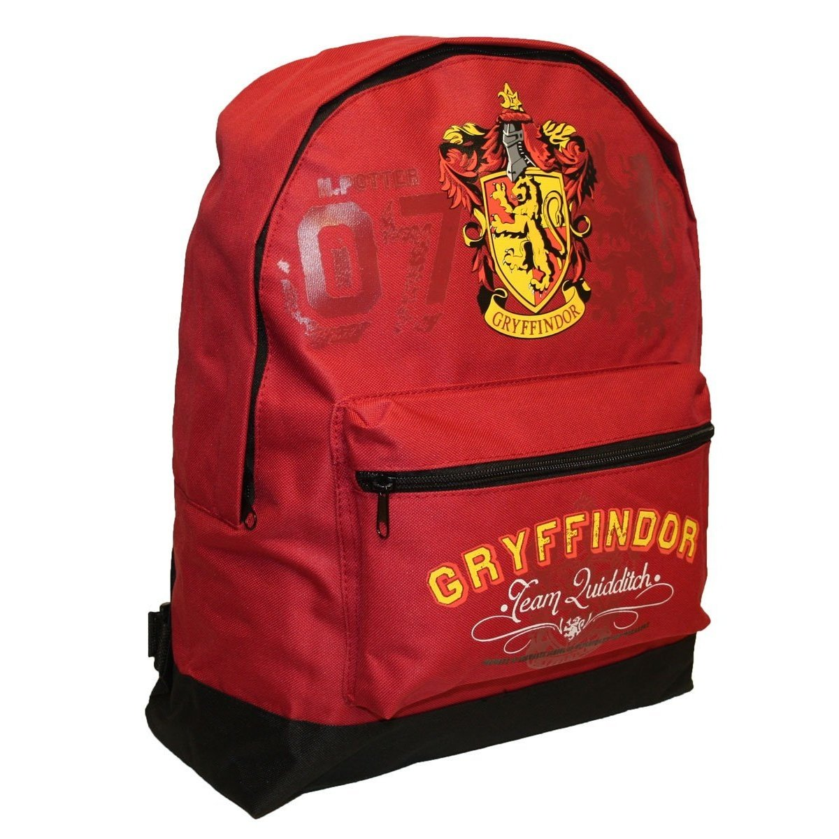 Official Harry Potter Gryffindor Quidditch Team Roxy School Backpack Bag HP-1289