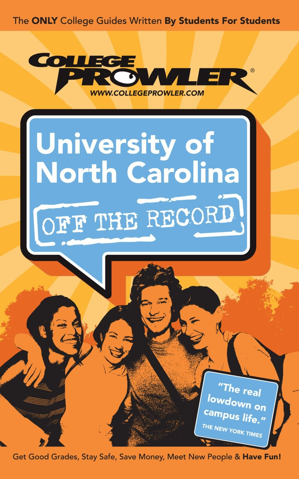 Download University of North Carolina (UNC): Off the Record - College Prowler (College Prowler: University of North Carolina Off the Record) pdf