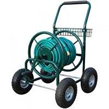 Amazoncom VULCAN TC4719A Hose Reel Cart 250 Feet Hose Garden