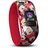 Garmin 010-01909-00 Vivofit Jr. 2 - Activity monitor for children between 4 and 7 years old, Minnie Mouse - Multicolor