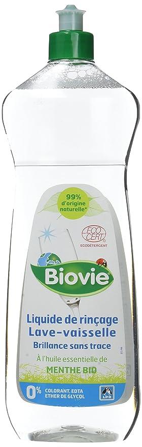 biovie líquido para limpiar lavavajillas a la aceite ...