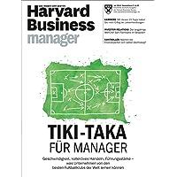 Harvard Business Manager 7/2014: Tika-Taka für Manager
