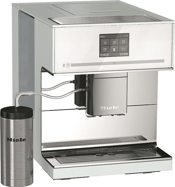 Miele CM 7500 BB cafetera espresso automática color blanco ...