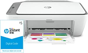 HP DeskJet 2755 All-in-One Printer (3XV17A) and Instant Ink $5 Prepaid Code