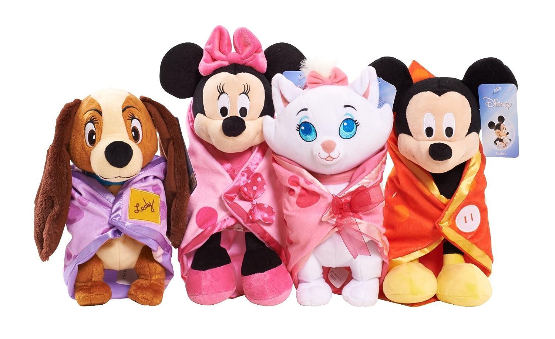 Clásico de Disney personajes Sweet Snuggles Lady peluche: Amazon.es: Juguetes y juegos