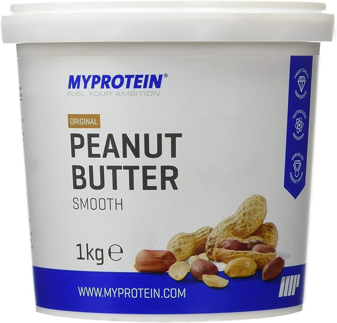 Burro di arachidi al naturale myprotein cocco smooth - 1000 gr 11194403