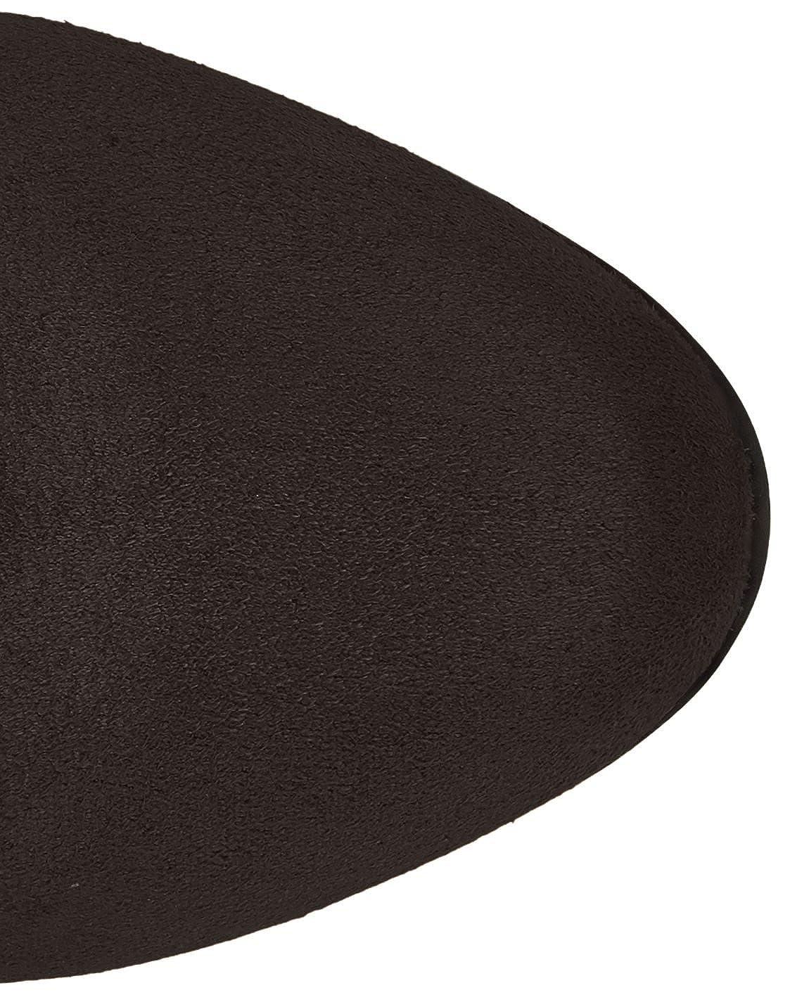 CAPRICE Damen Damen Damen 25503 Stiefel Schwarz (schwarz Stretch) d39378
