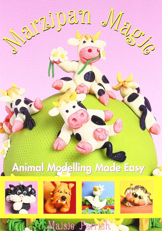 Download Marzipan Magic: Animal Modelling Made Easy pdf