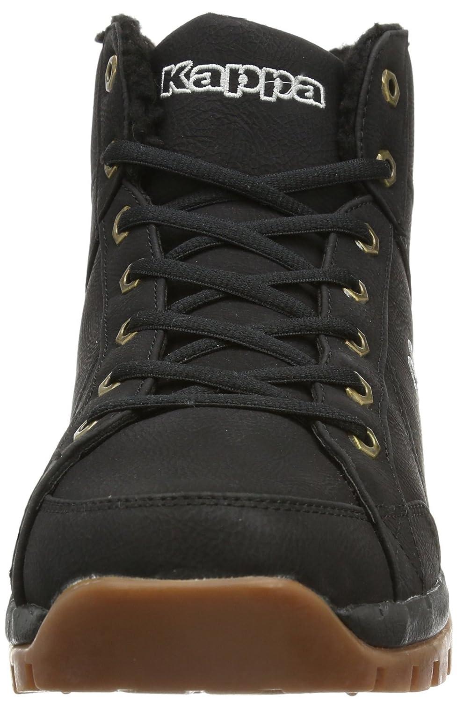Kappa LOOK Herren Herren Herren Hohe Sneakers Schwarz (1111 schwarz) 979b57