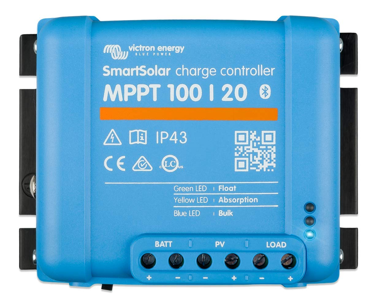 Victron Smart Solar MPPT Solar Charge Controller