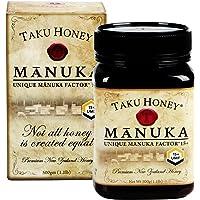 Taku Honey Miel de Manuka UMF 15+ UMF (MGO 514+) - 500g