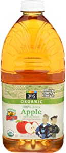 365 Everyday Value, Featuring Wild Kratts, Organic 100% Juice from Concentrate, Apple, 64 fl oz