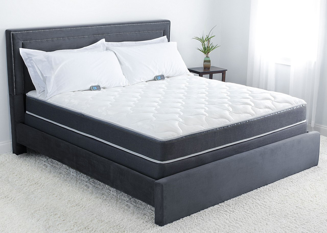 10 Personal Comfort A4 Bed vs Sleep Number Bed c4 – Queen
