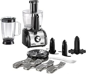 BEEM Germany Multi-Fixx 1000 V3 - Robot de cocina, edición Eckart Witzigmann: Amazon.es: Hogar