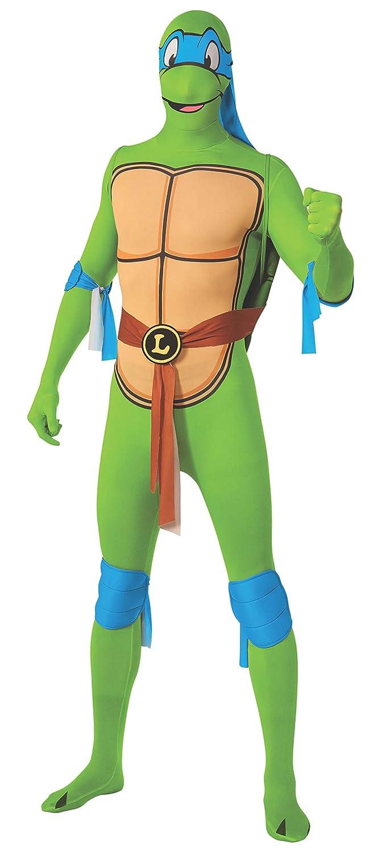 Rubies s Oficial Leonardo 2 nd Skin Teenage Las Tortugas ...
