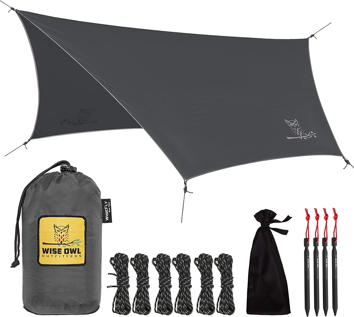 Wise Owl Outfitters Tarp