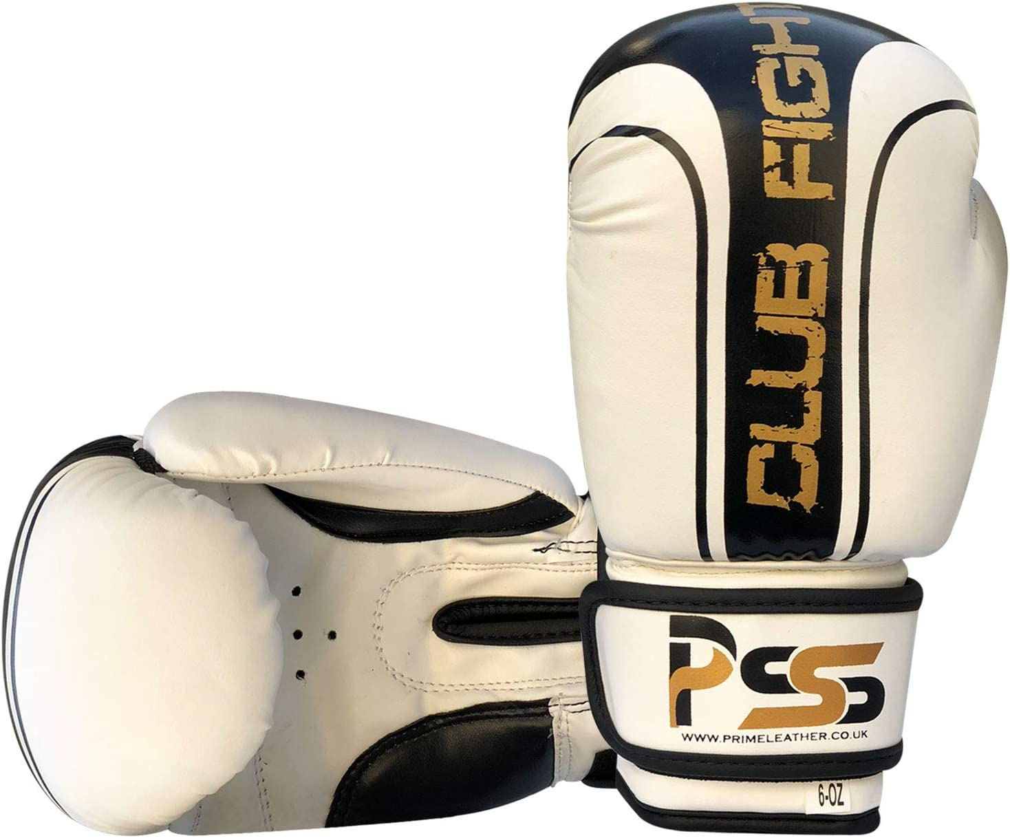 Prime Sports Shop Ultimate Comfortable and Premium Quality Kids Rex Leather Boxing Gloves Punching Gloves for Training Sparring and In Boxing Matches 1001-1011 6OZ