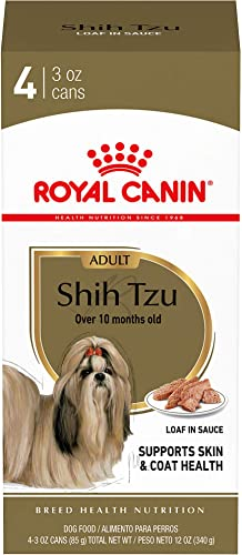 Royal Canin Breed Health Nutrition Shih Tzu Wet Dog Food