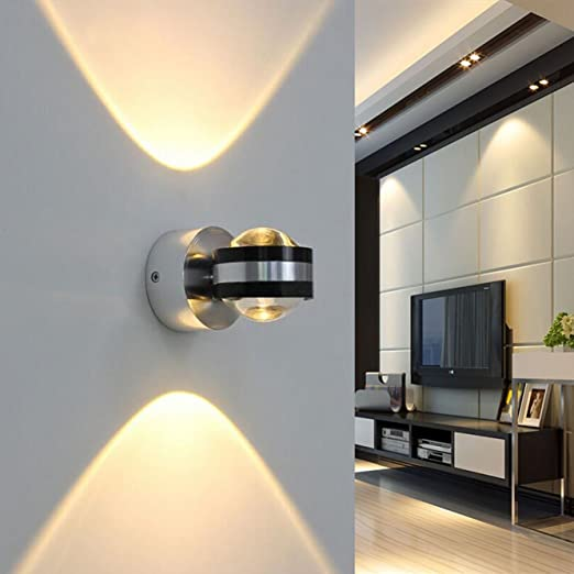 Coocnh 6w Led Wandleuchten Kugellampe Flurlampe Modern Design Lampe