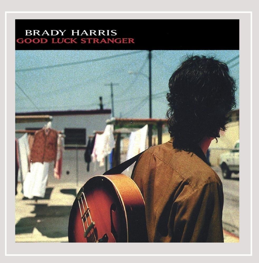 Brady Harris - Good Luck Stranger (CD)