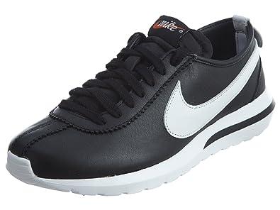 b5e15b31a789f Nike Mens Roshe Cortez Nm Sp Low Top Sneaker Running Shoes B W 7.5 Medium