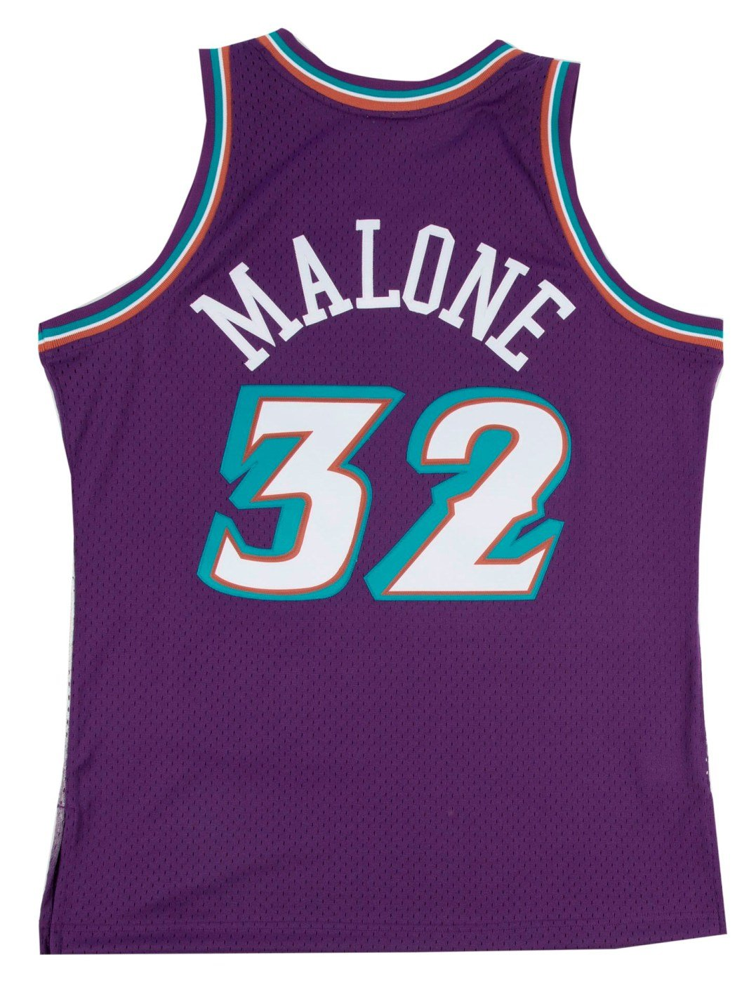 low priced a191f 570d3 Mitchell & Ness Utah Jazz Karl Malone Swingman Jersey