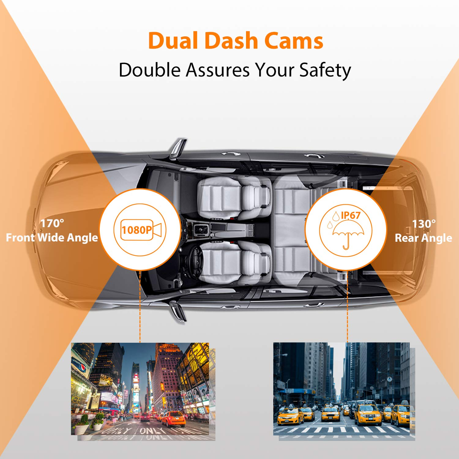 Dual-Dash-Cam-Front-and-Rear-1080p-HD-Car-DVR-Dashboard-Camera-Recorder-with-Night-Vision-4-inch-IPS-Touch-Screen-170-Super-Wide-Angle-G-Sensor-Parking-Monitor-Motion-Detection-WDR