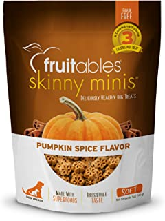 product image for Fruitables Pumpkin Spice Dog Training Treats (895352002501)