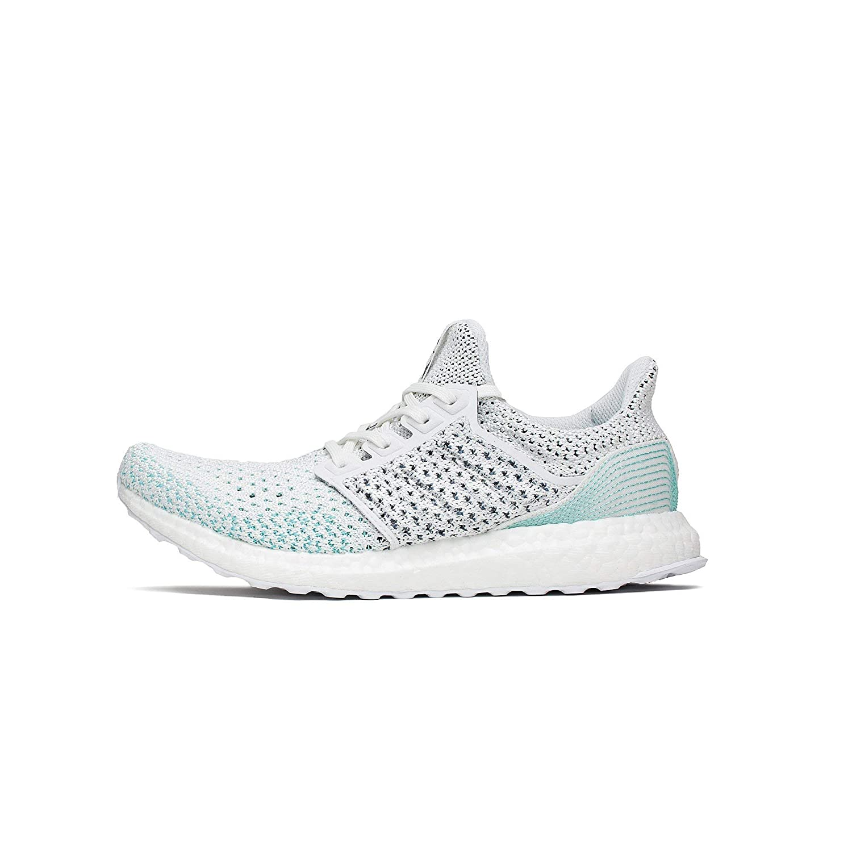 Footwear white, footwear white-bluee Adidas Ultraboost Clima Parley LTD shoes Men's Running