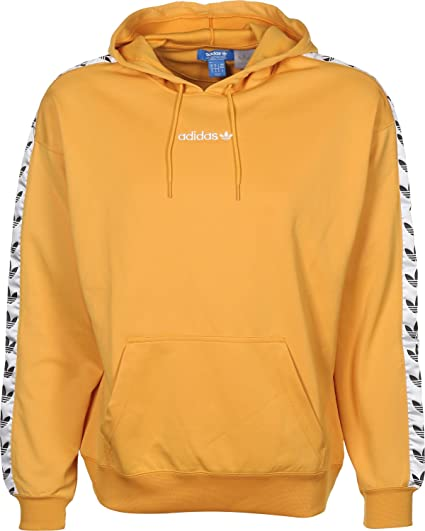 run shoes order cheaper adidas TNT Tape Hoody Sweat Homme, Yellow/Amatac/Blanco, XS ...