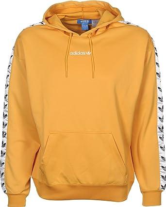 adidas schuhe gelb, adidas Logo Hoodie Herren grün