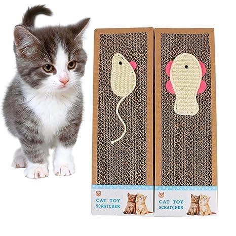 purebesi alfombra griffoir para gatos alfombra para rascar colchón de martillo de banco grinding Claw Pad