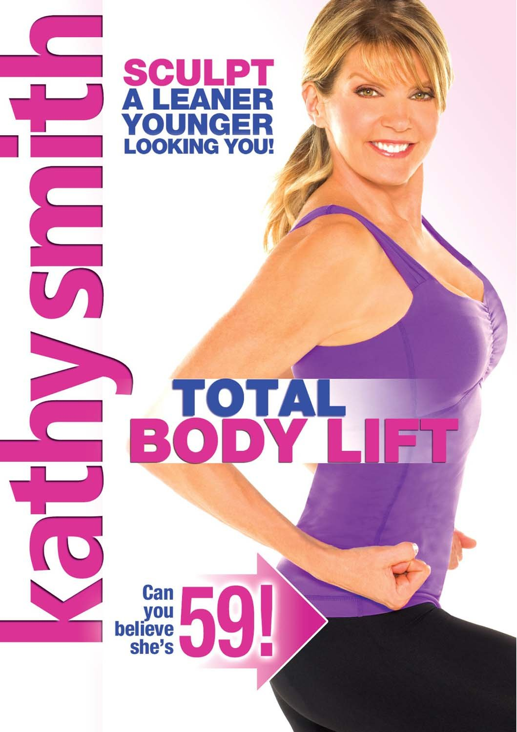 Kathy Smith Total Body Lift Edizione: Regno Unito Reino ...