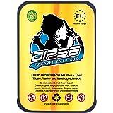 DIPSE Liquid Probier-Set für jede e Zigarette / eShisha - Frucht und Tabak Sorten zum Testen - Nikotinfrei (0.0mg/ml) von Dipse, 10 Stück