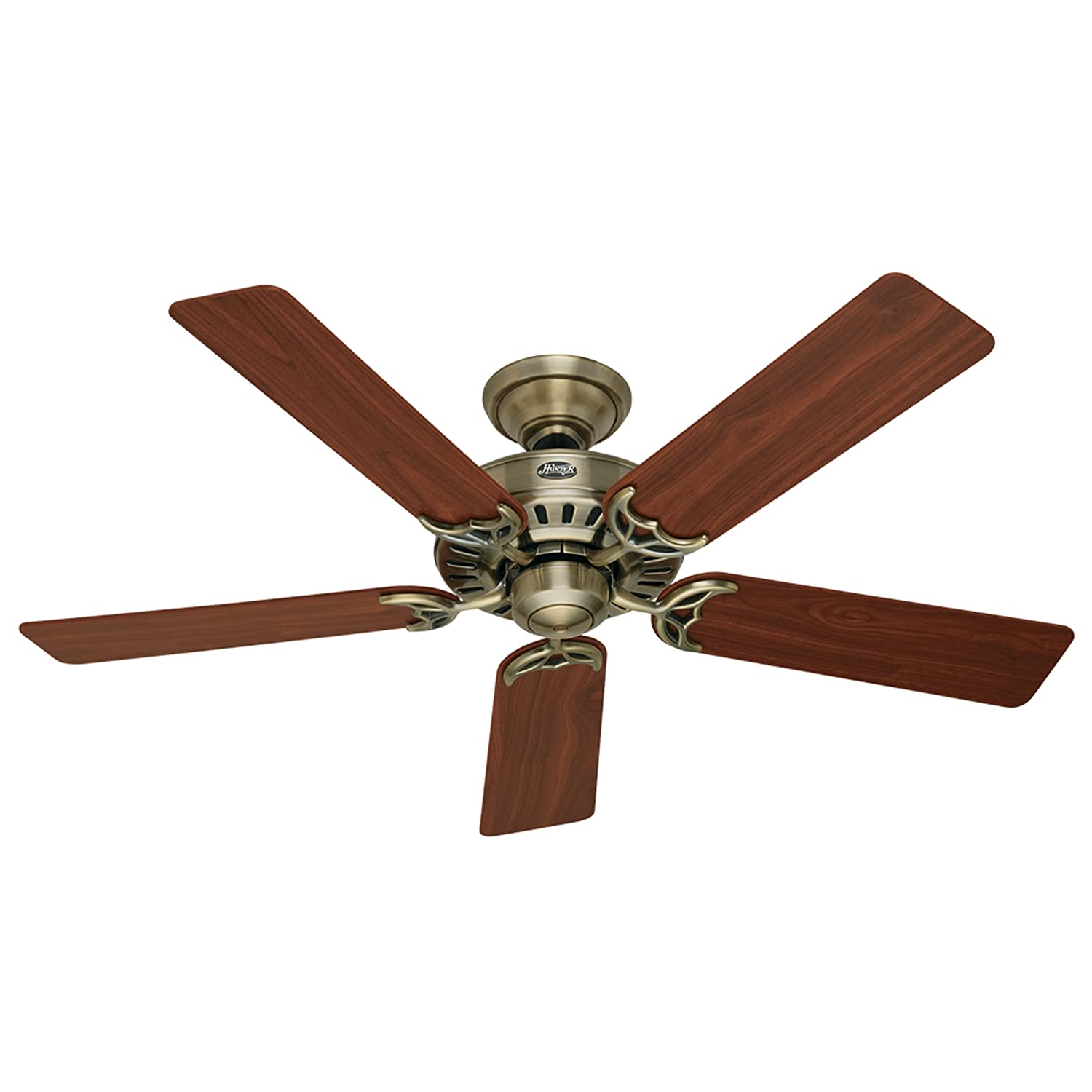 Hunter Summer Breeze 52 Inch 5 Blade Ceiling Fan Antique