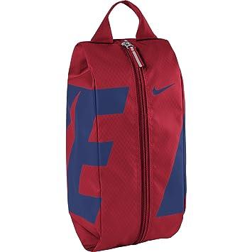 9a661f54e44 Nike Team Training Shoe Bag - Red: Amazon.co.uk: Sports & Outdoors