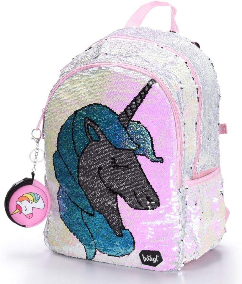 1pc Rucksack Cloud Fashion Unicorn Robuste Umhängetasche für Mädchen